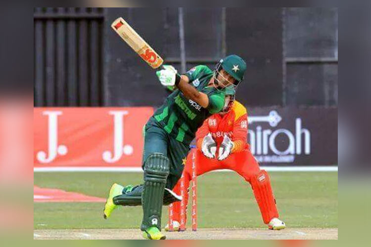 Fakhar Zaman Scores Double Hundred, Becomes First Pakistani To Achieve Feat — Watch