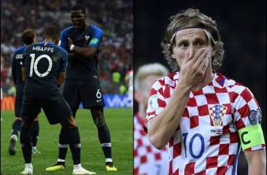 France beat Croatia, France vs Croatia, France 4-2 Croatia, Croatia vs France, Kylian Mbappe, Mandzukic, Luka Modric, Rakitic, Paul Pogba, Perisic, FIFA World Cup 2018 final, France vs Croatia highlights
