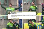 Apparently Hasan Ali Celebrated So Hard After Taking A Wicket That He Injured Himself —Watch