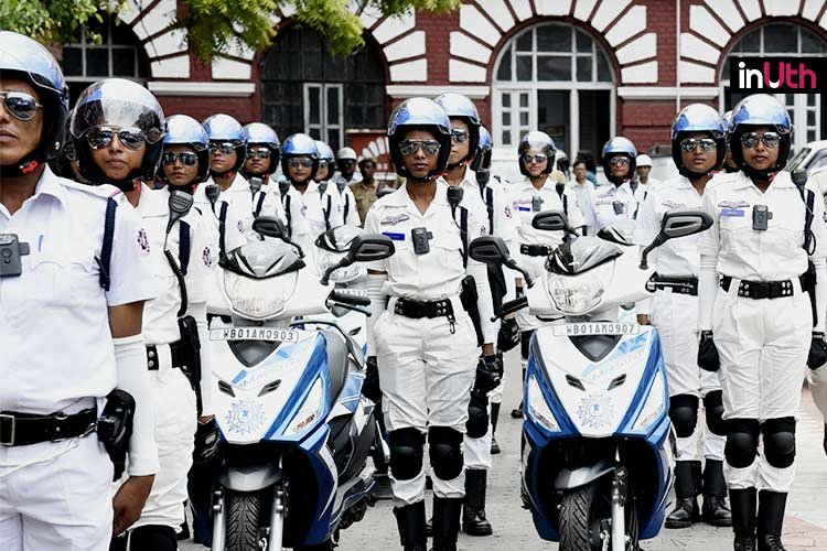 These Badass Lady Biker Cops In Kolkata Will Make Streets Safe For Women