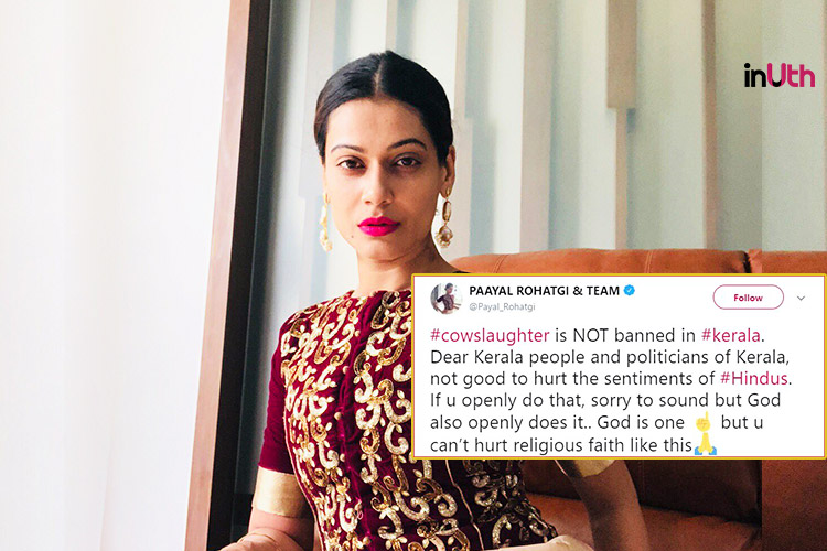 Paayal Rohatgi's Social Media Timeline Is As Toxic As Her