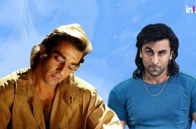 Sanju, Sanju movies, Sanjay Dutt, Sanjay Dutt movies, Sanjay Dutt Mahesh Bhatt, Sadak, Naam, Saajan, Ranbir Kapoor