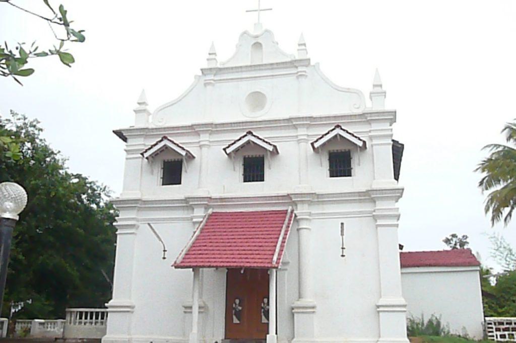 St.-Blaise-Church-Sao-Bras-Goa