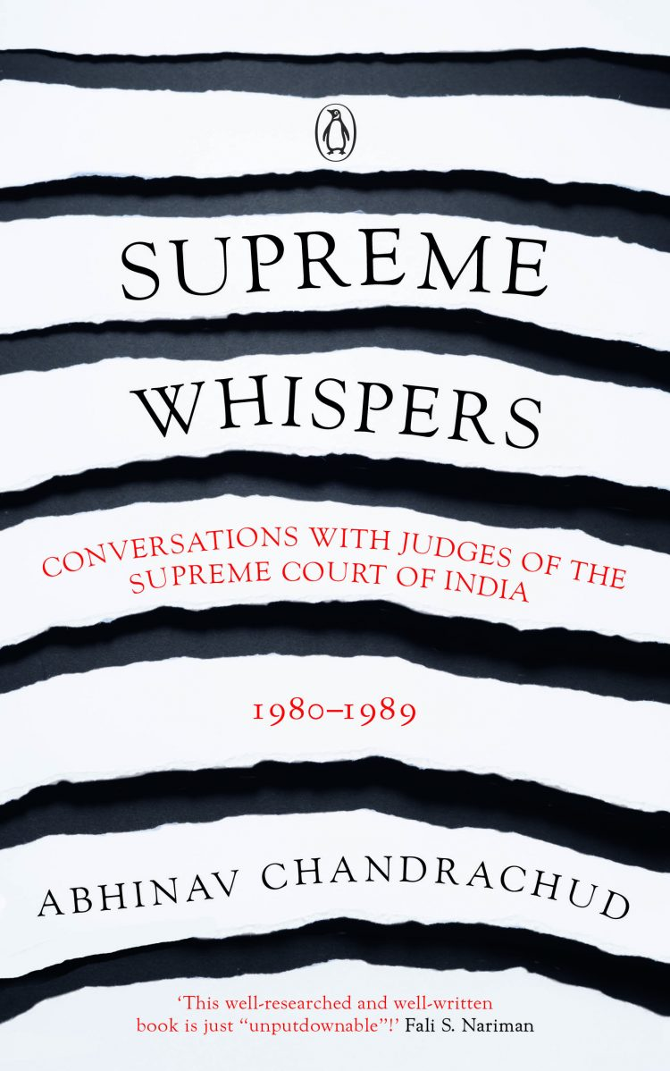 Supreme Whispers demy hb front