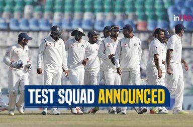 Team India Test squad, India vs England Test series, India's tour of England 2018, IND vs ENG, ENG vs IND, Rishabh Pant Test call-up, Rohit Sharma dropped, Bhuvneshwar Kumar injury