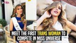 Meet Angela Ponce, The First Trans Woman To Compete in Miss Universe