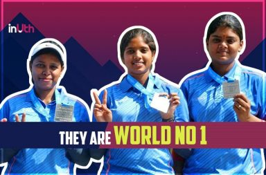 History Created: Indian Women's Compound Archery Team Earns World No. 1 Spot