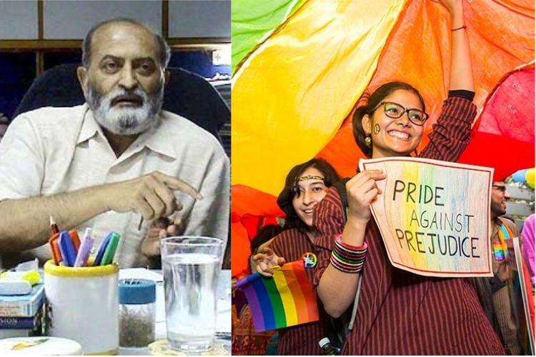 In A Bizarre U-Turn, Muslim Law Board Now Says Homosexuality Is Injurious ToHealth