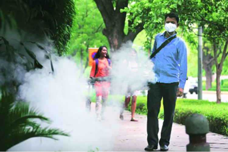 Say What? Delhiites May Get Arrested If Mosquitoes Breed In TheirHouse