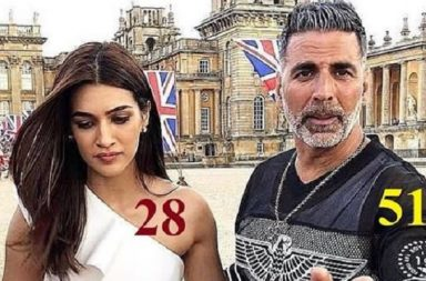 Bollywood pairs, Bollywood sexism, Bollywood patriarchy, Akshay Kumar, Akshay Kumar movies, Housefull 4, Kriti Sanon, Sajid Khan, Dev Anand, Amitabh Bachchan