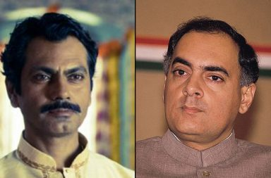 Rajiv Gandhi Sacred Games, Sacred Games Netflix, Netflix Nawazuddin Siddiqui, Rajiv Gandhi Bofors scam