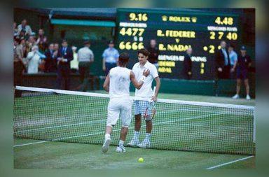 Wimbledon 2008, Strokes Of Genius, Tennis Channel Documentary, Roger Federer, Rafael Nadal, Wimbledon 2018, John McEnroe, Bjorn Borg, Martina Navratilova, Chris Evert