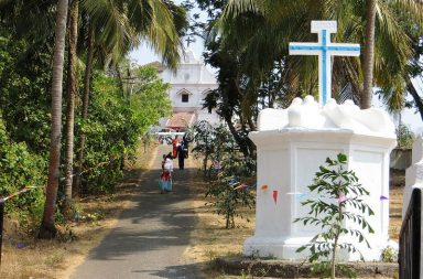 gandaulim goa church