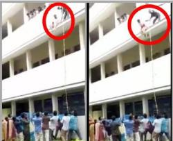 Mock Drill Turns Fatal, Coimbatore College Student 'Forced' To Jump To Death