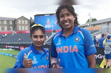 Mithali Raj, Mithali Raj-Jhulan Goswami, Jhulan Goswami, Mithali Raj trolls Jhulan, Mithali Raj retirement plans, Mithali Raj T20I cricket, Mithali Raj Test cricket, Mithali Raj funny, Mithali Raj funny moments on the field