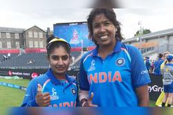Mithali Raj Trolls Jhulan Goswami For Her On-Field Actions From Boundary — Watch