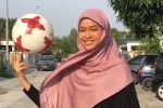 This Malaysian Girl Shows Off Slick Football Moves While Sporting A Headscarf