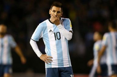 Lionel Messi's Fan Hangs Self After Argentina's Exit From Russia
