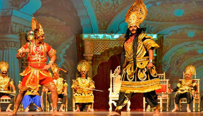 Meanwhile, Our Union Ministers Are Gearing Up To Act In This Year'sRamleela