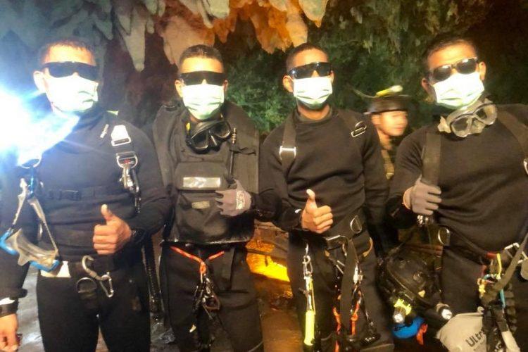 thai navy seal cave rescue