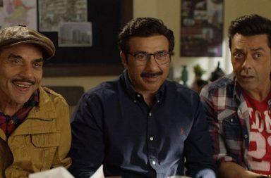 Yamla Pagla Deewana: Phir Se, Yamla Pagla Deewana: Phir Se review, Yamla Pagla Deewana: Phir Se movie review, Sunny Deol, Bobby Deol, Dharmendra, Bobby Deol movies, Bobby Deol Race 3