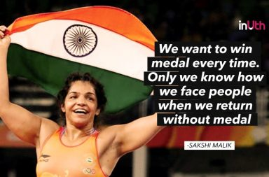 Difficult to face people when we return without medal: Sakshi Malik