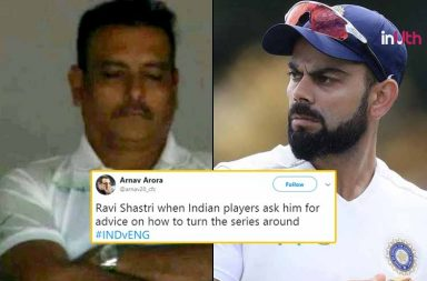 Ravi Shastri Gets Trolled On Twitter After Virat Kohli Faces His Worst Test Defeat