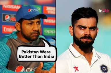 Sarfaraz Ahmed Targets Virat Kohli & Co