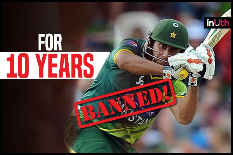 PSL Spot-Fixing Scandal: Nasir Jamshed Banned For 10Years