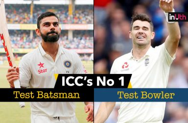 Kohli Regains No 1 Spot In ICC Test Rankings, Pandya Jumps 27 Places In All-rounder Rankings