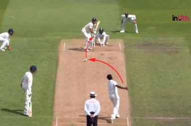 Ashwin Gets Alastair Cook For The 8th Time In Tests. Twitterati Call It 'Ball Of The Millennium'