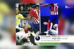 Diego Costa Accidentally Kicking Sergio Ramos On The Head Evokes Hilarious Jokes On Twitter