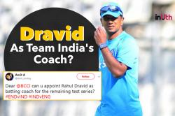 'Rahul Dravid As Next India Coach,' Twitterati Urge BCCI To Sack Ravi Shastri