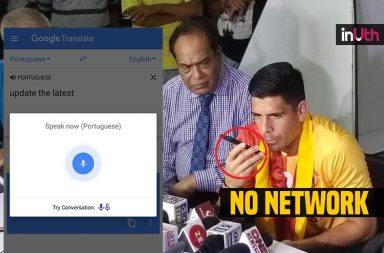 East Bengal FC, Johnny Acosta, Johnny Acosta East Bengal FC, East Bengal FC blunder, Johnny Acosta translator, Johnny Acosta Costa Rica, Johnny Acosta World Cup