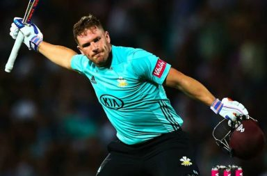 Aaron Finch, Surrey vs Middlesex, Middlesex vs Surrey, Fastest T20 runchase, Highest runrate in 200 plus runchases, Highest runchase T20 Blast 2018, Highest opening partnership T20, Jason Roy, Finch-Roy partnership, Vitality T20 Blast 2018