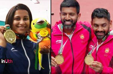Bopanna-Sharan Grab First Gold For India In Tennis, Shooter Heena Takes Bronze