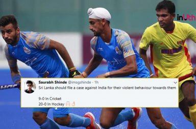 India Hockey, India vs Sri Lanka Hockey 2018, India vs Sri Lanka Asian Games 2018, IND vs SL 20-0, India beat Sri Lanak 20 goals, Most goals in India vs Sri Lanka match