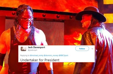 WWE Star Kane Elected Mayor In Tennessee