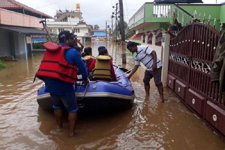 Not Just Kerala, Even Karnataka Is Battling Floods