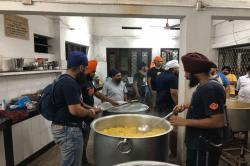 #KeralaFloods: Khalsa Aid Joins Relief Operations By Organising Langar