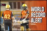 Trinbago Knight Riders, St Lucia Stars Equal World Record; Most Number Of Sixes In A T20Match