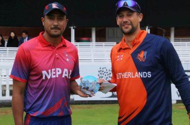 Nepal vs Netherlands 1st ODI