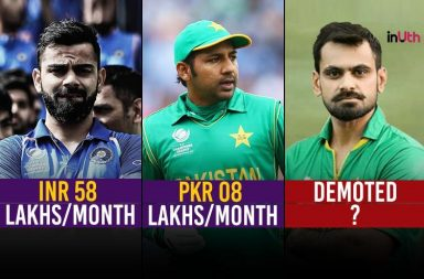 After India, PCB Hikes Match Fees Of Pakistan Cricketers– Here's Full List
