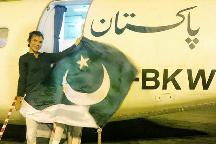 The Curse Of Kiki Prevails: Challenge Onboard Pakistani Flight Lands Airline In Trouble