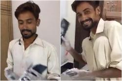 This Pakistani Painter's Soulful Voice Is Winning Hearts