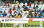 Cheteshwar Pujara, Cheteshwar Pujara trolled, Cheteshwar Pujara DRS, Cheteshwar Pujara-Virat Kohli, England vs India 3rd Test, India vs England 3rd Test, India's tour of England 2018