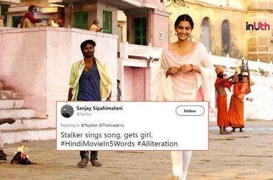Hindi films, Hindi movies, 5 word summaries in Hindi films, Twitter, Raja Sen, The Academy