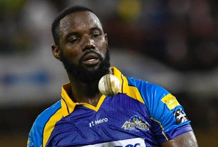 Raymon Reifer Pips Kemar Roach To Become Most Expensive Bowler In A CPL Match