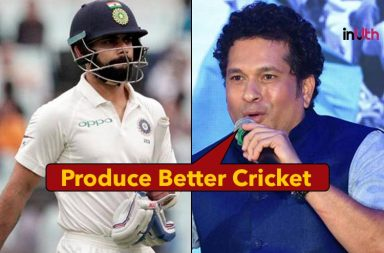 Sachin Tendulkar Asks Virat Kohli & Co To Pull Up Their Socks