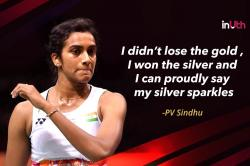 'My Silver Sparkles & I'm Proud Of It', PV Sindhu Slams Critics With This Powerful Post